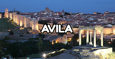 Hoteles con Toboganes en Avila