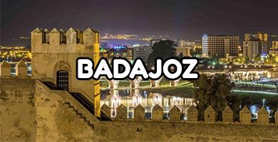 Hoteles con Toboganes en Badajoz