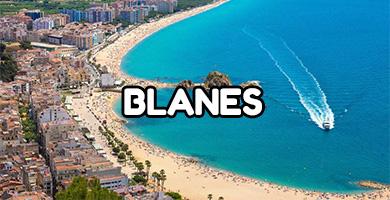 Hoteles con Toboganes en Blanes