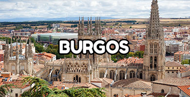 Hoteles con Toboganes en Burgos