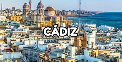 Hoteles con Toboganes en Cadiz