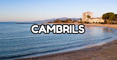 Hoteles con Toboganes en Cambrils