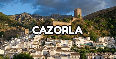 Hoteles con Toboganes en Cazorla