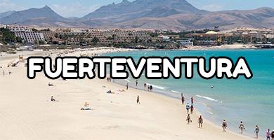 Hoteles con Toboganes en Fuerteventura