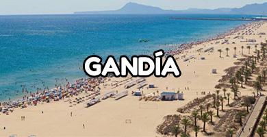 Hoteles con Toboganes en Gandia