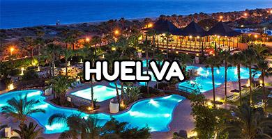 Hoteles con Toboganes en Huelva