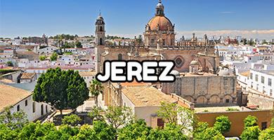 Hoteles con Toboganes en Jerez
