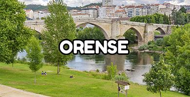 Hoteles con Toboganes en Orense