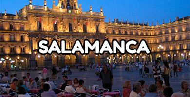 Hoteles con Toboganes en Salamanca