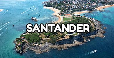 Hoteles con Toboganes en Santander