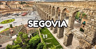 Hoteles con Toboganes en Segovia