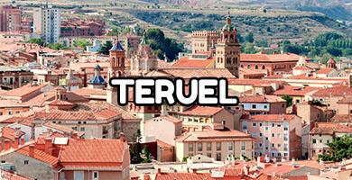 Hoteles con Toboganes en Teruel