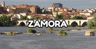 Hoteles con Toboganes en Zamora